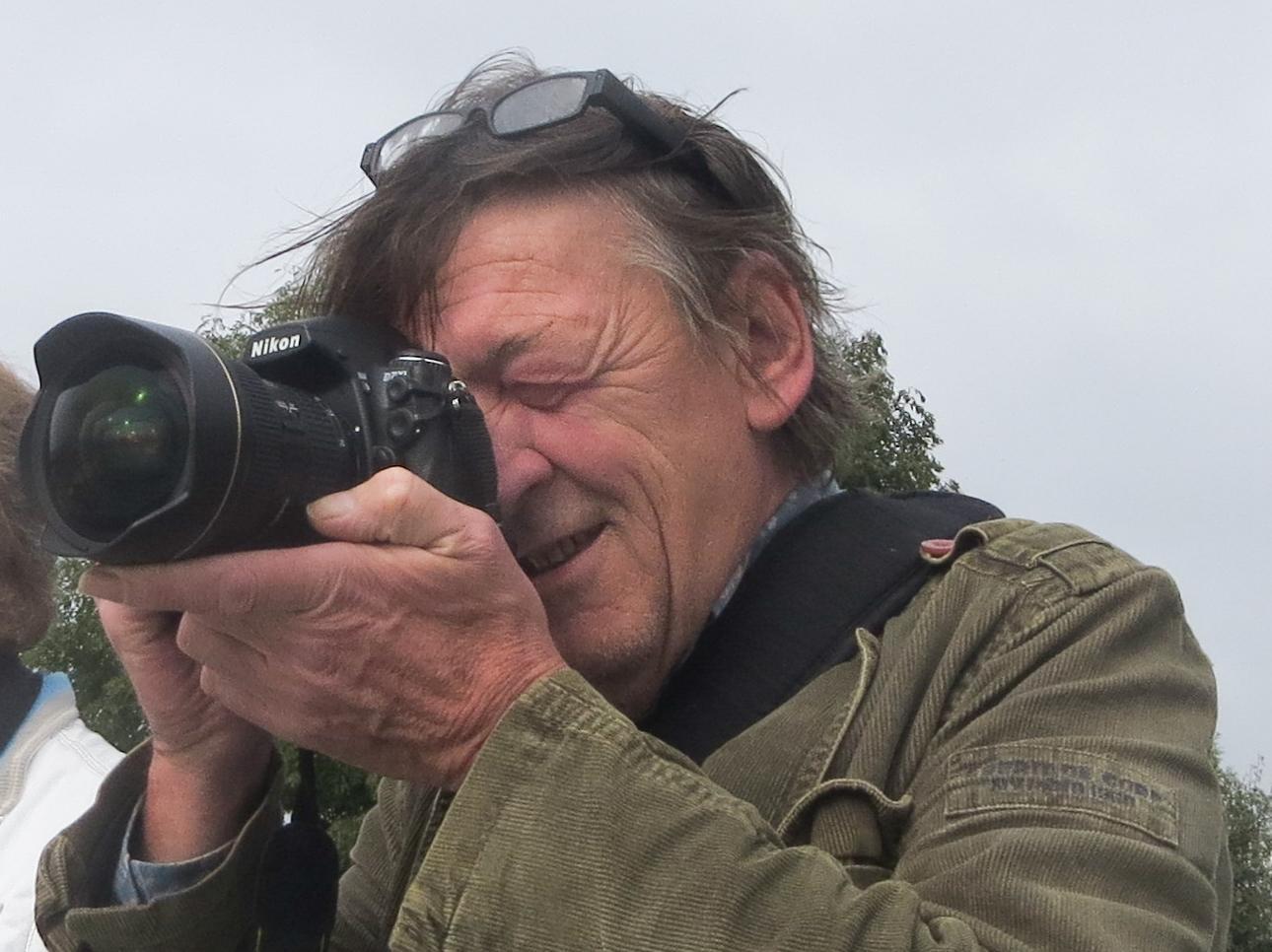Hans Niezen; een graag geziene Fotografencafé ganger die we zullen missen…